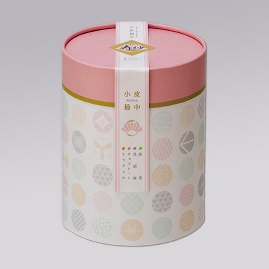 画像1: monaca Valentine はぁと 20個入チョコレートBOX (1)