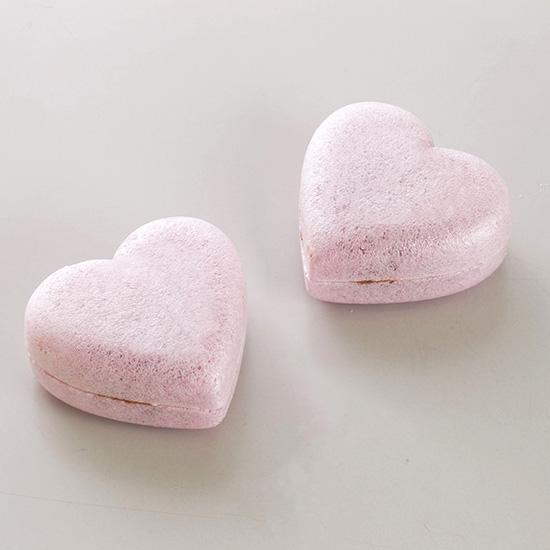 画像1: はぁとミルクチョコmonaca(ピンク) (1)