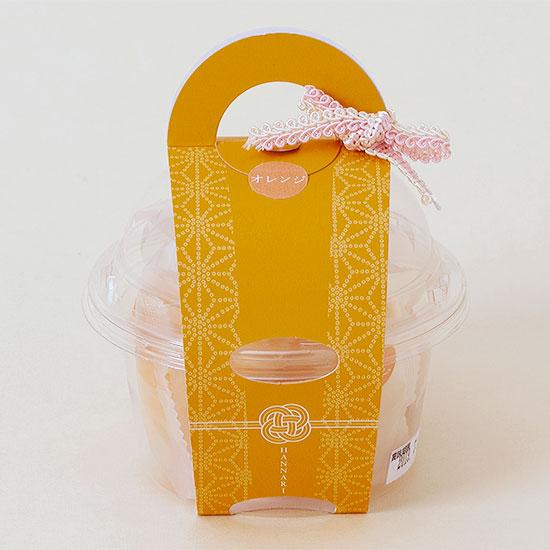 画像1: 5個オレンジチョコmonaca‐はんなり‐ (1)