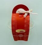 画像1: 5個りんごチョコmonaca-はんなりー (1)